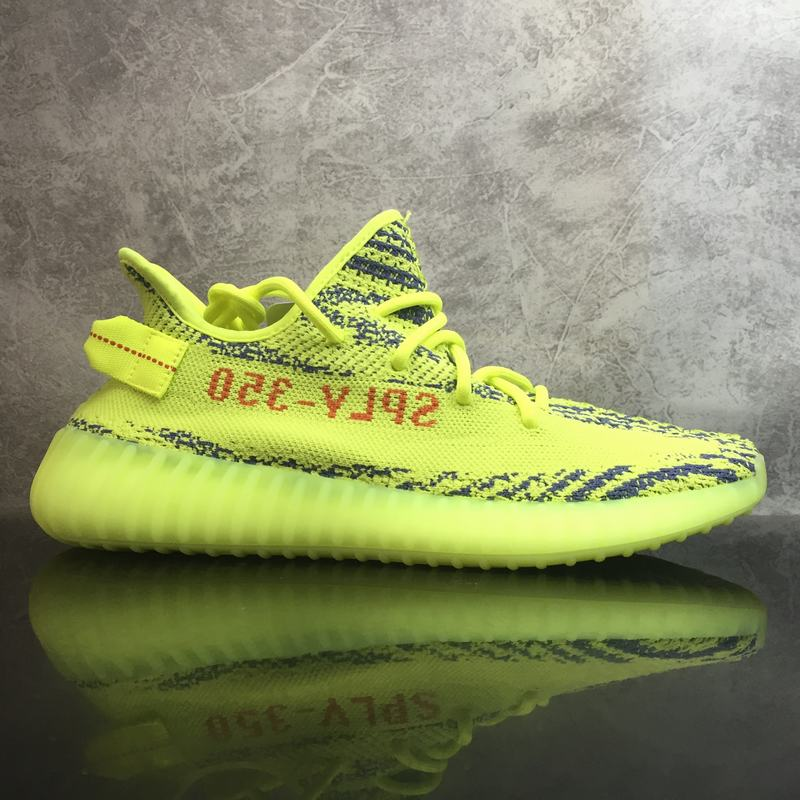 Yeezy Boost 350 V2 Red Green